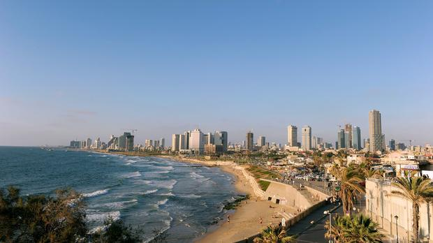 Three people were killed in Tel Aviv last week