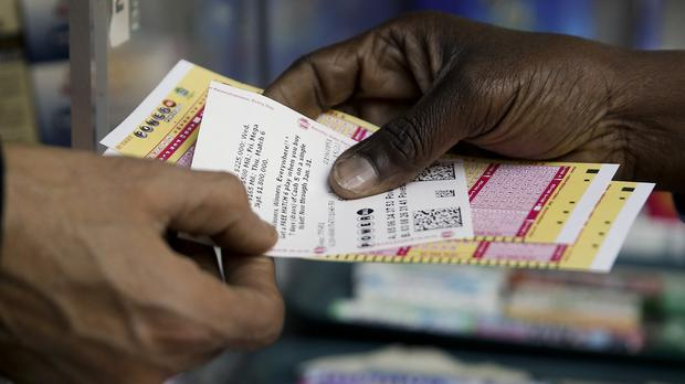 Powerball lottery tickets sales are soaring (AP)