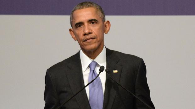 US president Barack Obama's gun control efforts have been repeatedly blocked by Congress