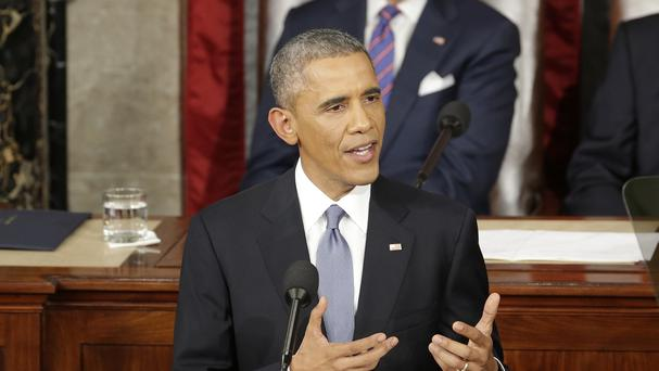 Barack Obama has conceded the United States is more divided than he promised (AP)