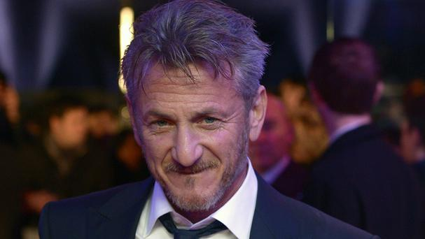 Sean Penn said the Mexican government was