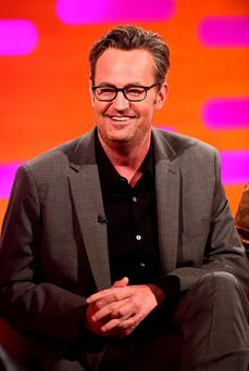 Unavailable: Matthew Perry