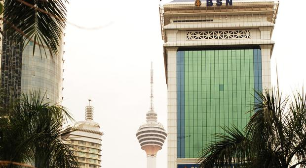 Police said the man planned a suicide attack at an entertainment spot in Kuala Lumpur
