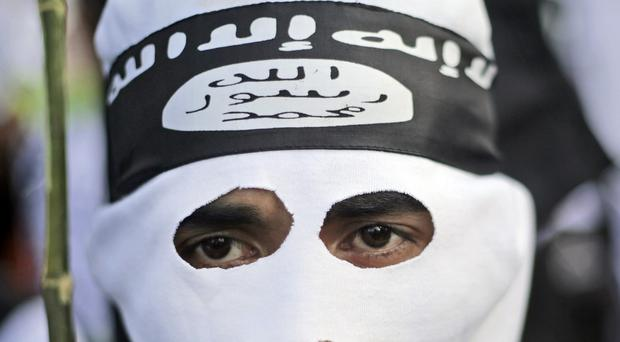 Islamic State are said to have shot or beheaded 300 people