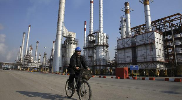 Iran used to export 2.3 million barrels of oil per day (AP)