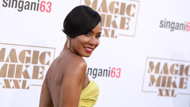 Jada Pinkett-Smith said she would not attend or watch this year's Oscars ceremony (AP)