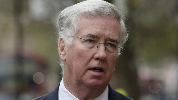 Defence Secretary Michael Fallon said countries allied against Islamic State have to capitalise on recent gains made against the group