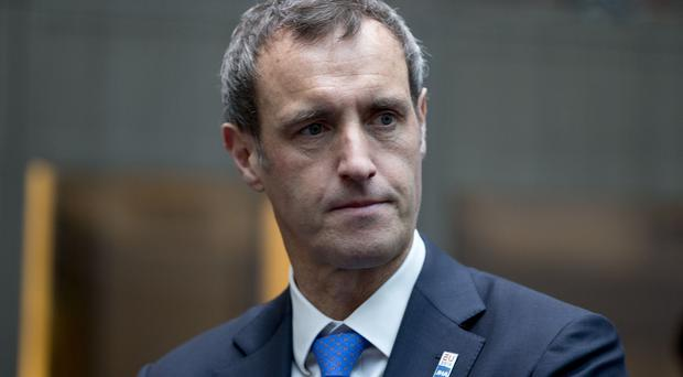 Europol director Rob Wainwright said the 'current threat demands a strong and ambitious response from the EU' (AP)