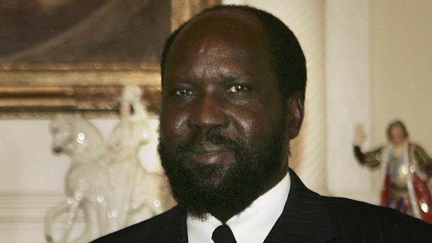 Human rights abuses have continued despite a peace deal signed by President Salva Kiir, pictured, and rebel leader Riek Machar, a UN panel says