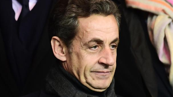 Nicolas Sarkozy is expected to seek the conservative nomination to run for president again next year