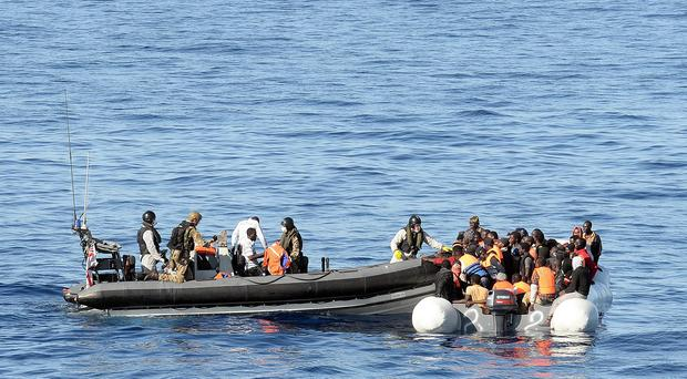 At least nine migrants have reportedly drowned off Turkey