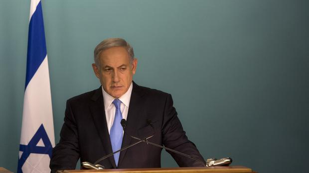 I suspect that it was Ban's comment about the Jewish colonisation of Arab land that the Israeli Prime Minister didn't like (AP)