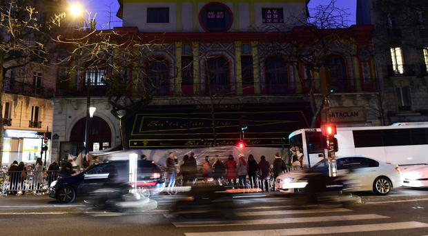 The November 13 attack in Paris killed 130 people