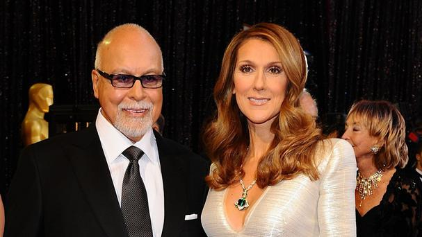 Rene Angelil was Celine Dion's husband and manager