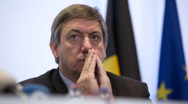 Jan Jambon says 300 new officers will be added this year (AP)