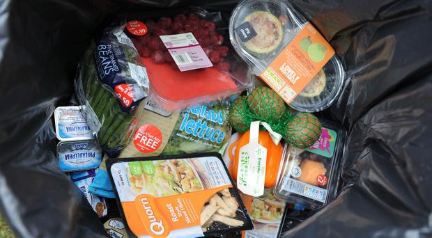 Big supermarket chains must donate goods no longer fit for sale to charities or farms for use as animal feed or compost