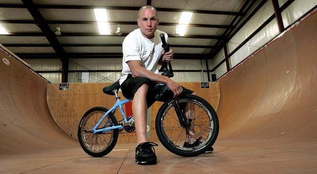 Dave Mirra has died aged 41 (AP)