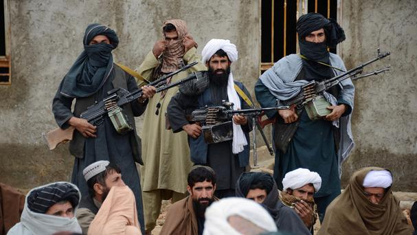 A meeting between Kabul and Taliban representatives within the coming weeks would be viewed as a huge step forward (AP)