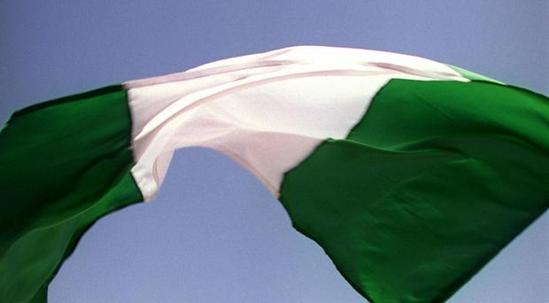 Suicide bombers struck at a refugee camp in Nigeria