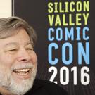 Apple co-founder Steve Wozniak is helping to create the inaugural Silicon Valley Comic Con (AP)