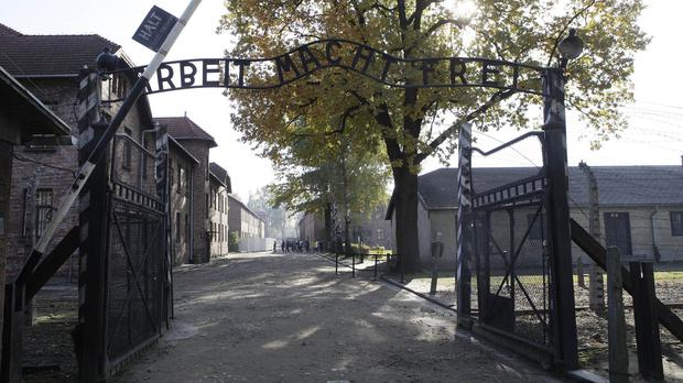 A 94-year-old former SS guard at Auschwitz is going on trial (AP)
