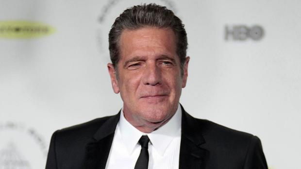 Glenn Frey Drive will run adjacent to the school attended by the late Eagles singer, pictured (Invision/AP)