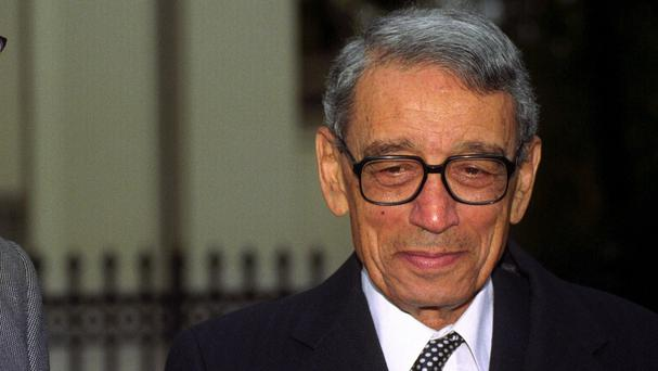Former secretary-general Boutros Boutros-Ghali has died, the UN has announced