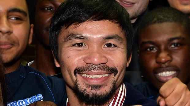 Manny Pacquiao stood by his opposition to same-sex marriage