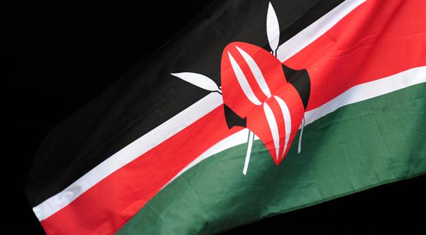 Kenyan officials claim that an al-Shabab intelligence chief has been killed in an airstrike