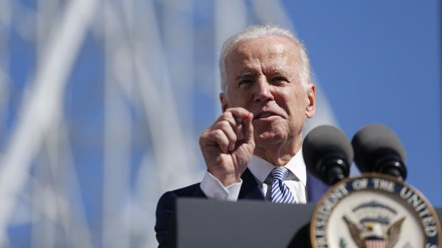 Joe Biden has hinted the candidate for the Supreme Court could have widespread Republican support (AP)