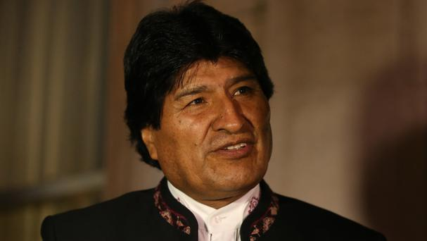 The referendum result means Evo Morales cannot run for a fourth consecutive presidential term in 2019