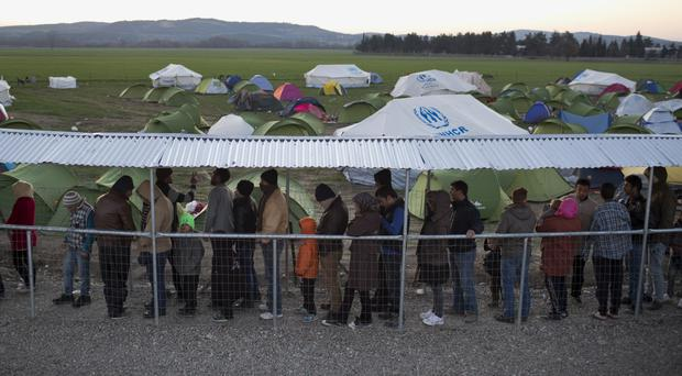 Greece has become one of the main points of entry for hundreds of thousands of migrants