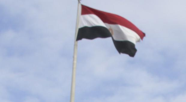 Three of the Egyptian teenagers were sentenced to five years in prison (AP)