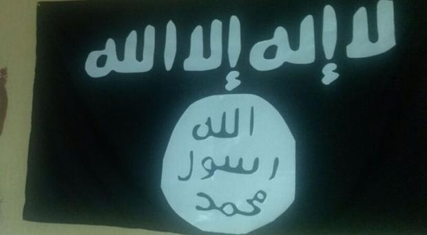The Islamic State attack started with three suicide car bombers hitting security force barracks