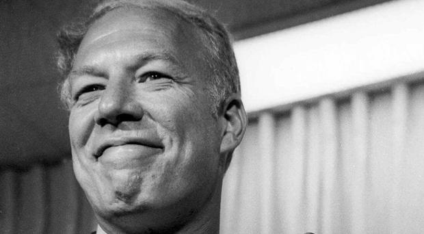 George Kennedy won an Oscar for best supporting actor for Cool Hand Luke (AP)