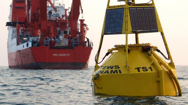 Indonesia's tsunami warning buoys failed due to vandalism or a lack or funds for maintenance (AP)