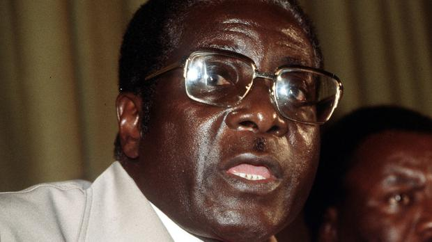 Robert Mugabe declared the incident a national disaster
