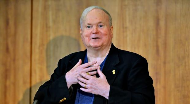 Pat Conroy has died aged 70 at his home in Beaufort, South Carolina (AP)