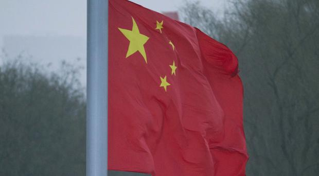 The terrible incident happened in the Chinese city of Xi'an (AP)