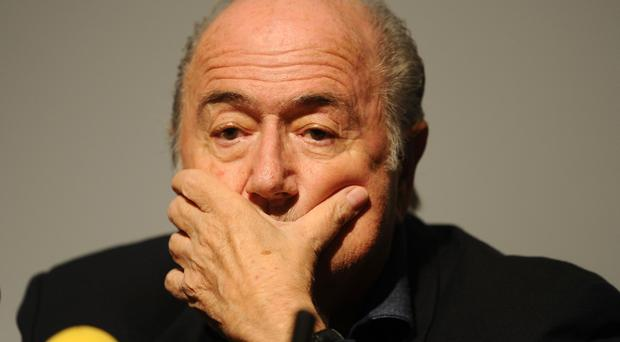 Sepp Blatter was banned from football for six years after an investigation by Fifa's ethics committee