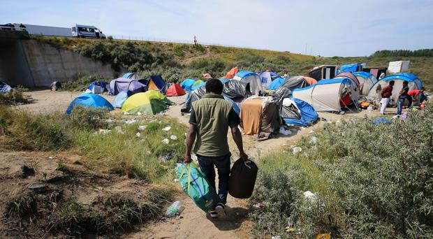 Calais has become a magnet for migrants
