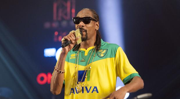 Snoop Dogg has been on tour in Bogota, Colombia, but told his fans he was in Bogata, which is in Romania