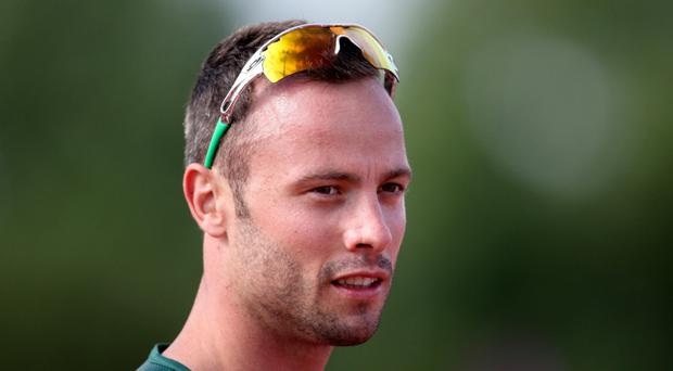 Oscar Pistorius was the target of a scam