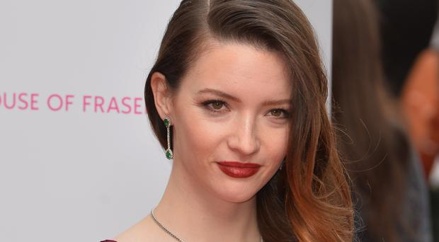 Talulah Riley filed for divorce