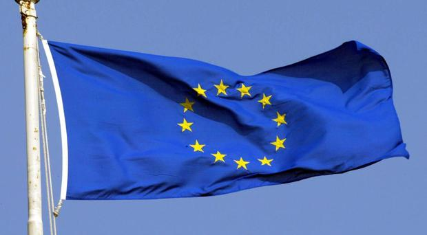 No EU personnel were injured in the attack
