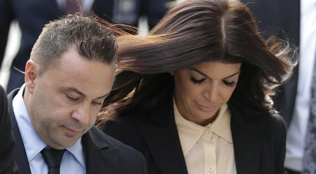 Joe and Teresa Giudice had been convicted of fraud