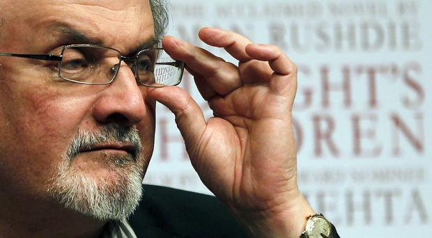 The Swedish Academy has condemned a 27-year-old Iranian death warrant against writer Salman Rushdie