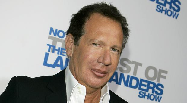 Gary Shandling has died at the age of 66 (AP)