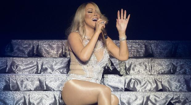 Mariah Carey was advised to cancel her Brussels concert for security reasons