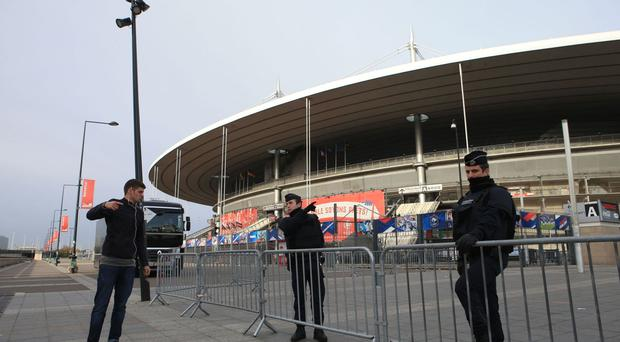 Mr Valls spoke two days before France's national team returns to the Stade de France for the first time since the November 13 attack
